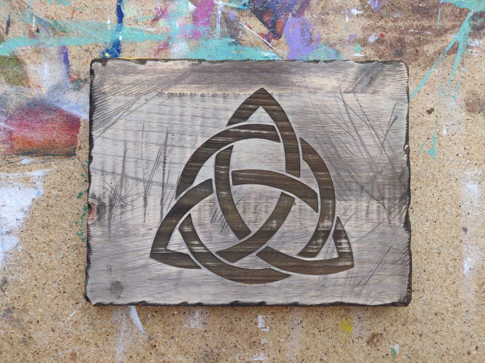 Triketa – Simbología Celta