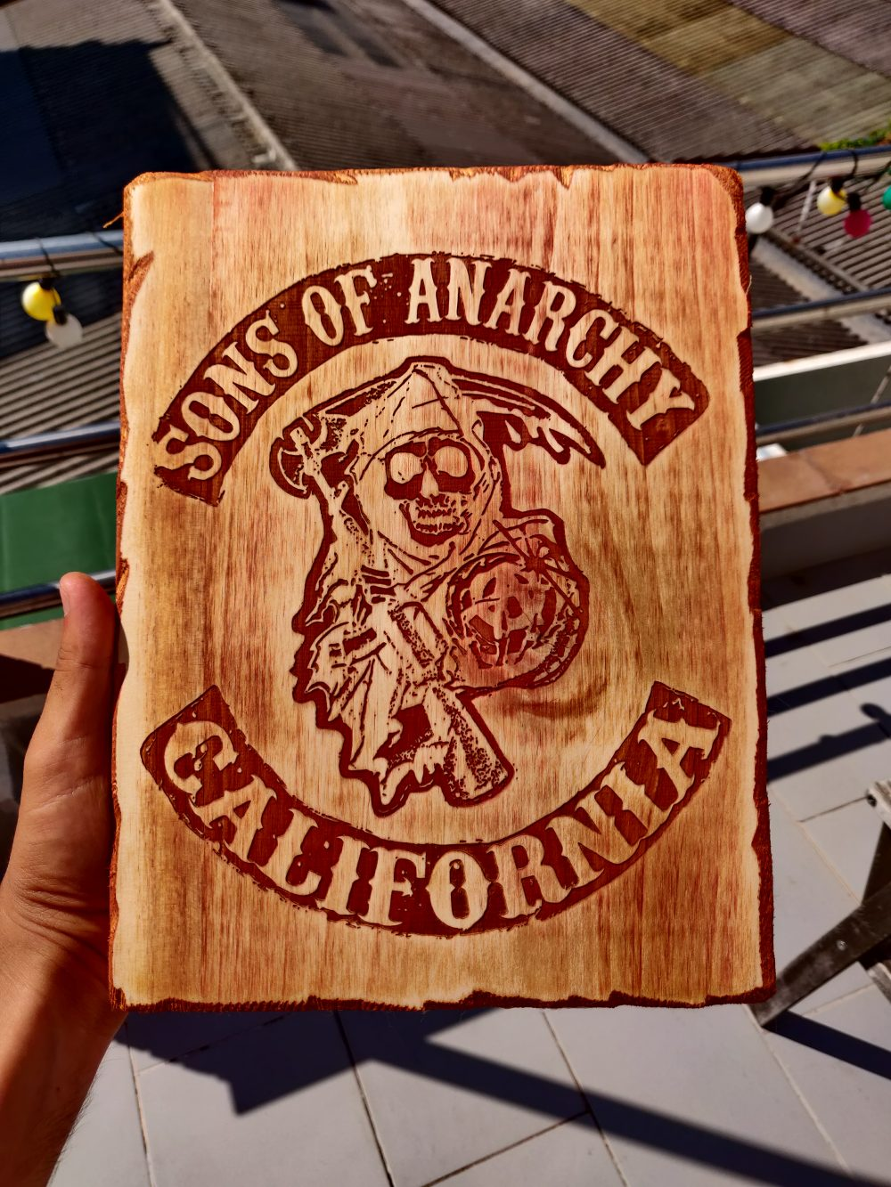 Sons of Anarchy – Redwood Road